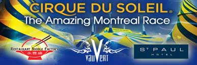 Watch Us On CTV's Amazing Race Montreal